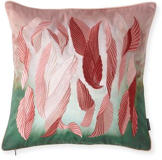 Christian Lacroix Cascade Bourgeon Pillow