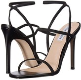 Steve Madden Nectur Heeled Sandals (Black) High Heels
