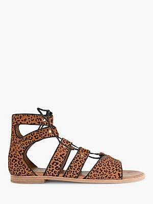 a97b2d1bad5 Louisa Animal Gladiator Sandals, Multi