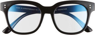 BP 50mm Blue Light Blocking Square Glasses