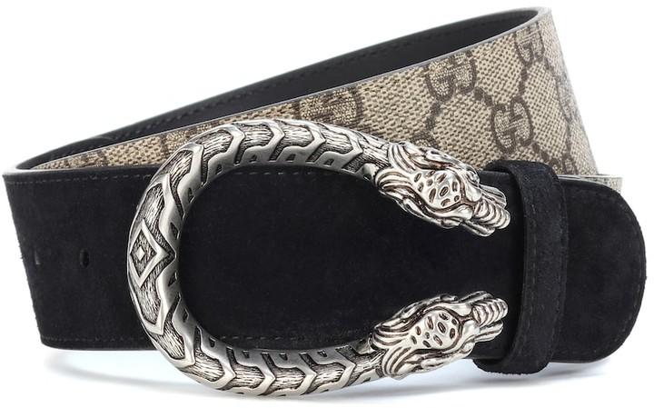 Gucci Dionysus GG Supreme belt
