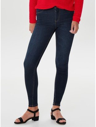 """Jacqueline De Yong Jeggings with Sewn Pockets, Length 30"""""""