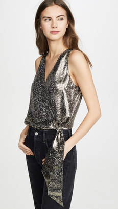 Ramy Brook Printed Norah Blouse