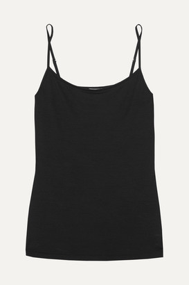 Hanro Soft Touch Stretch-modal Camisole - Black
