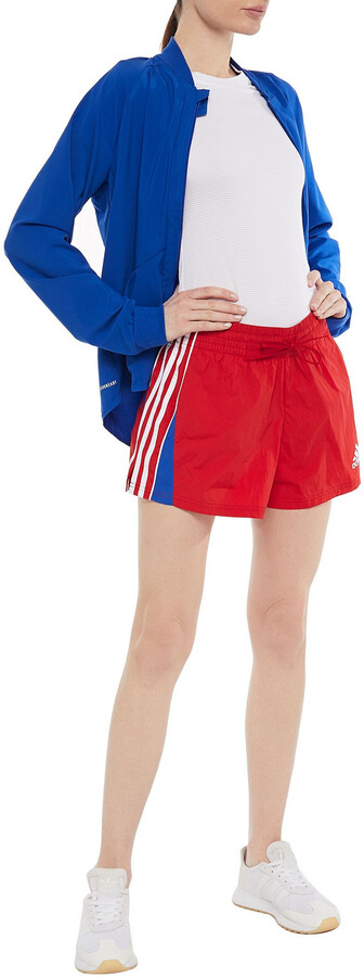 Thumbnail for your product : adidas Printed Shell Shorts