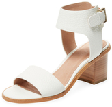 Joie Bea Two-Piece Leather Sandal