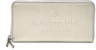 Kate Spade larchmont avenue neda leather wallet