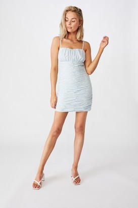 Supre Abby Ruched Dress