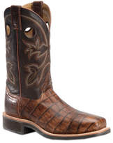 """Men's Double H 12"""" Wide Square Safety Toe Roper DH5225"""""""