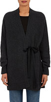 Helmut Lang WOMEN'S WOOL-CASHMERE TIE-FRONT CARDIGAN SWEATER