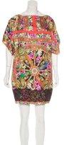 Dolce & Gabbana Silk Sicilian Print Dress