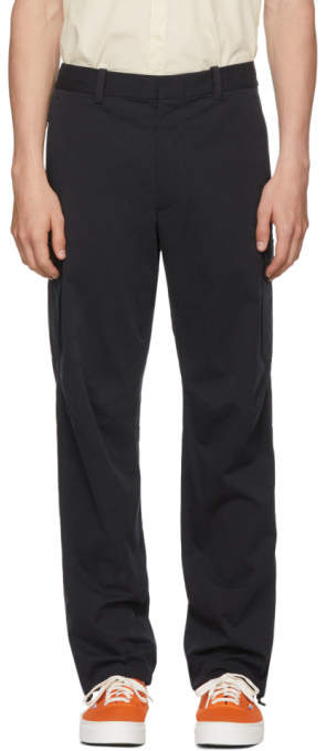 Rag & Bone Black Jay Cargo Pants