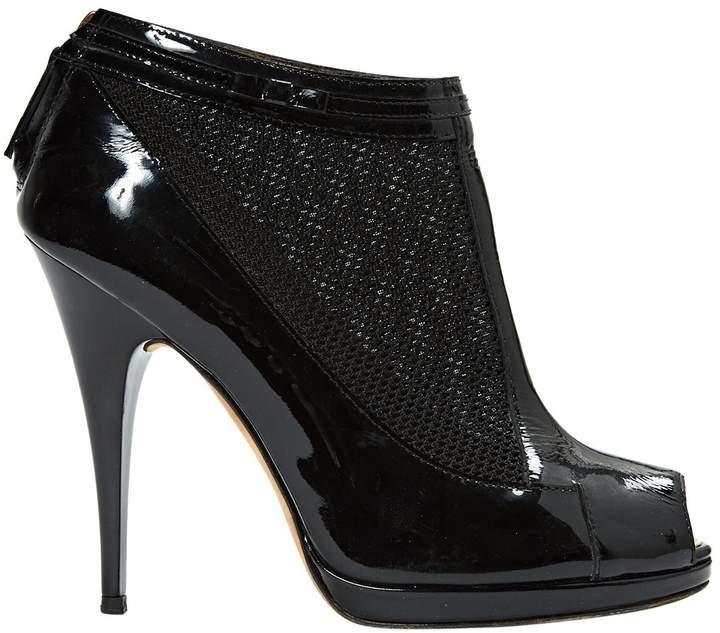 Roberto Cavalli Black Patent leather Heels
