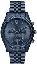 Michael Kors Men's Quartz Stainless Steel Automatic Watch, Color: (Model: MK8480)