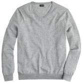 J.Crew Tall merino wool V-neck sweater