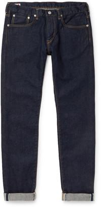 Edwin Kaihara Slim-Fit Selvedge Stretch-Denim Jeans