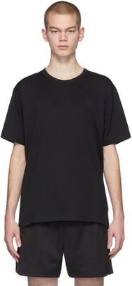Acne Studios Black Nash Patch T-Shirt