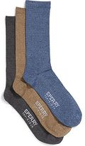 Sperry Marl Extreme Soft Crew Sock