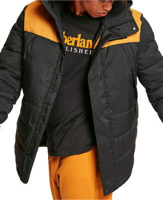 Timberland Men Archive Hooded Puffer Jacket