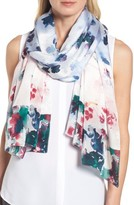 Nordstrom Women's Island Mix Silk Wrap