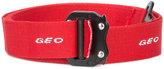 Geo branded belt