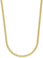 Thumbnail for your product : Sutton by Rhona Sutton Men's Gold-Tone Chain Necklace
