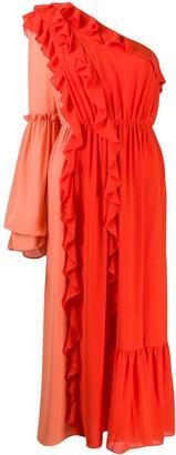 Three floor Beleza dress