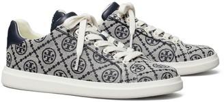 Tory Burch Howell T Monogram Court Sneaker