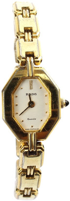 Rado White Gold plated Watches