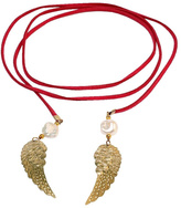 Vessel Gold Wings Lariat