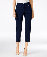 Style&Co. Style & Co. Mid-Rise Cropped Pants, Only at Macy's