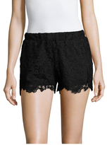 Gold Hawk Angelica Lace Short