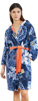 Desigual Exotic Jeans Bathrobe