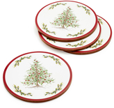 Sur La Table Holly & Pine Coasters