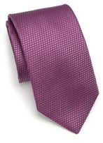 HUGO BOSS Octagon Silk Tie