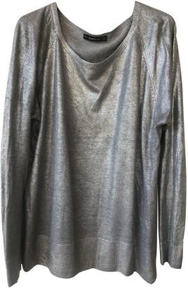 Zara Silver Knitwear for Women