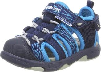 Geox Boy's B Sandal Multy BOY Athletic Sandals