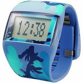 o.d.m. Unisex DD99A-28 Mysterious V Series Blue Camouflage Watch