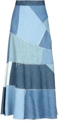 Junya Watanabe Denim skirts