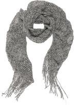 Missoni Knit Fringe-Trimmed Scarf