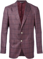 Fashion Clinic Timeless - single-breasted blazer - men - Silk/Linen/Flax/Viscose/Virgin Wool - 46
