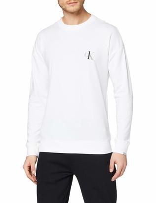 Calvin Klein Men's L/S Sweatshirt Pyjama Top