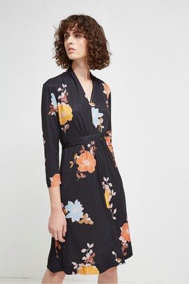 French Connection Shikoku Spaced Floral Dress
