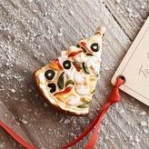 Sur La Table Slice of Pizza Ornament