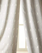 """Isabella Collection Astor Curtain, 108""""L"""
