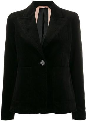 No.21 Corduroy Style Blazer Jacket
