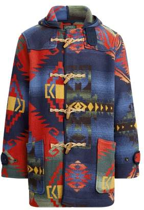 Ralph Lauren Southwestern Toggle Coat