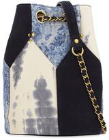 Jerome Dreyfuss Popeye Tie Dye Caviar Bag