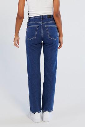 BDG High-Waisted Cowboy Jean Medium Wash