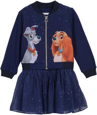 Pippa & Julie x Disney Lady and the Tramp Bomber Jacket & Dress Set
